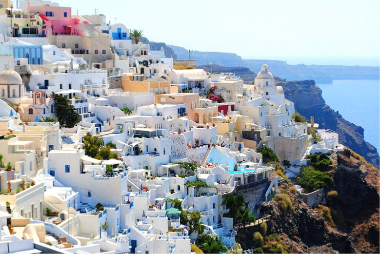 International Movers to the Greek Islands
